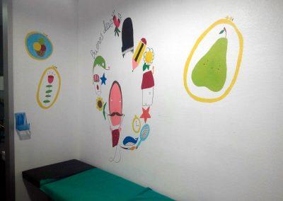 Alba Atelier - Sala de Extracciones Infantiles Hospital Miguel Servet
