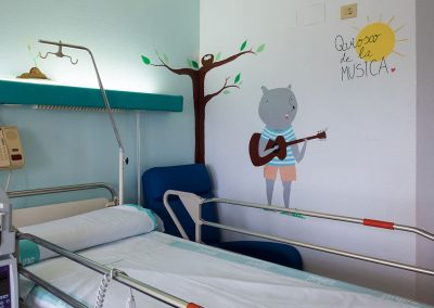 Ana Manzano - Oncopedriatía Hospital Infantil Zgz