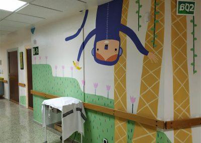 Bea Entralgo y Marta Alonso - Hospital de Elche