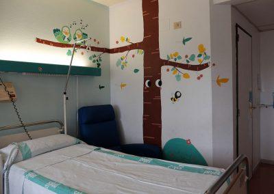 Chica con Flequillo - Oncopedriatía Hospital Infantil Zgz