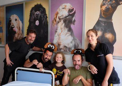 Colectivo Anguila - Cirugía Hospital Infantil Zgz