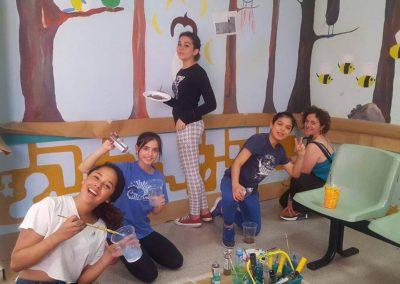 Colegio Calasancio Centro de Salud Sagasta