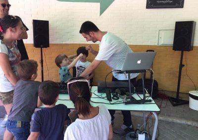 DJ para niños - Villafeliche