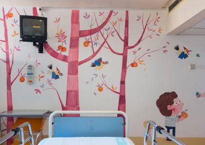 Edu Flores & Raquel Garrido - Pediatría Hospital Infantil Zgz