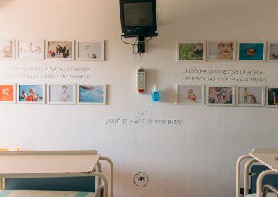 Estefanía Abad & Gabriela Mallea - Cirugía Hospital Infantil Zgz