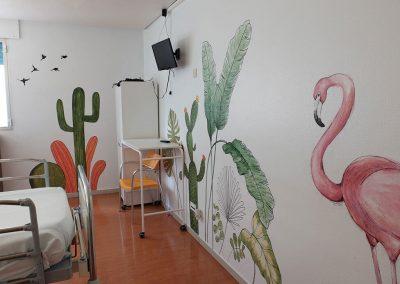 Eva Queva - Oncopedriatía Hospital Infantil Zgz