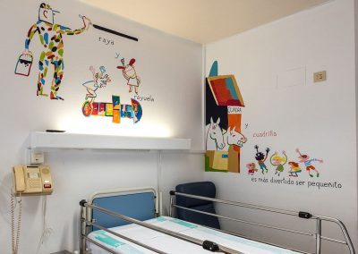 Jose Luis Cano & Irene Vallejo - Pediatría Hospital Infantil Zgz