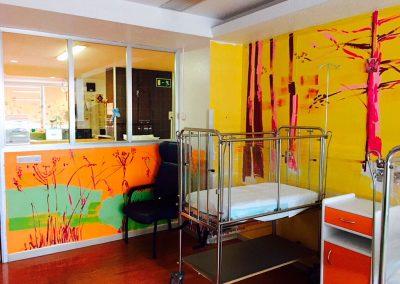 Lorena Domingo - Cirugía Hospital Infantil Zgz