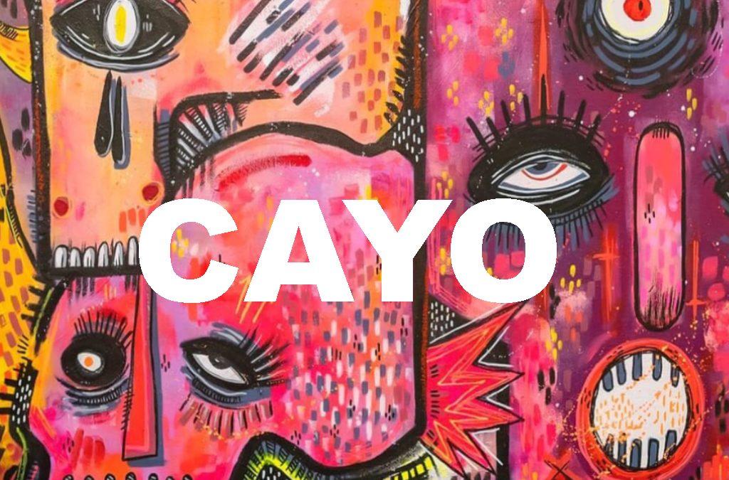 Cayo: «Parece que el arte es una pasada o no vale nada según quién lo diga o quién lo toque»