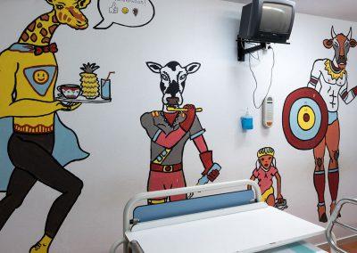 Sergio Muro - Cirugía Hospital Infantil Zgz