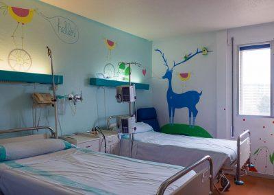 Sofía Basterra - Oncopedriatía Hospital Infantil Zgz