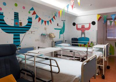 Sr. López - Cirugía Hospital Infantil Zgz
