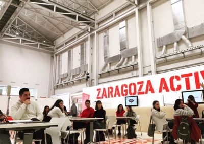 The Challenge Zaragoza Activa2