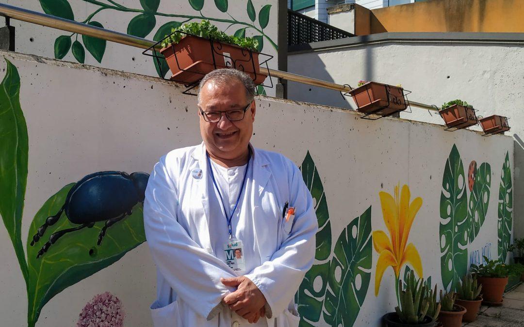 """Alfonso Pérez Poza: """"Que haya un tema o una dirección no quiere decir que el que crea no se sienta libre"""""""